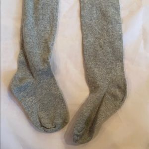 MOVING SALE! Zara girls NWOT gray leggings Sz 8/9